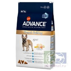 Advance корм для французских бульдогов French Bulldog, 7,5 кг