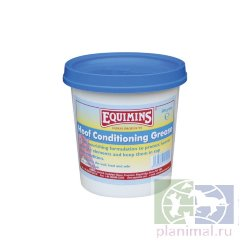 Equimins: Мазь для копыт / Hoof Conditioning Grease (black), 500 гр.