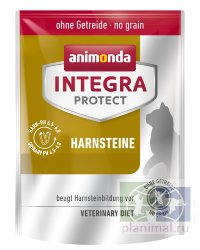 Animonda Integra Protect Cat Harnsteine (URINARY) диета для кошек при МКБ, 0,3 кг