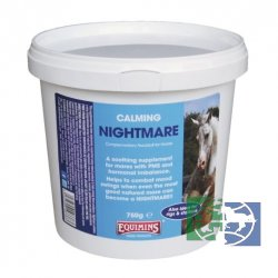 Equimins: Успокаив. доб-ка д/кобыл с гормон. наруш./Nightmare Hormonal Mare Supplement, 1,5 кг