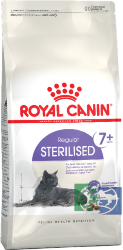 RC Sterilised  +7  д/стерилиз./кастрир. кошек, 1,5 кг
