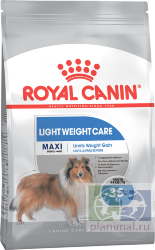 RC Maxi Light Weight Care сухой корм для крупных собак с ожирением / малоактивных  15 мес.-5 лет, 15 кг