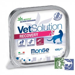 Monge VetSolution Cat Recovery влажная диета для кошек Рекавери 100 гр.