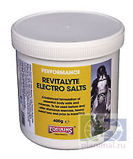 Equimins: Добавка электролит + пробиотик Revitalyte Electro Salt, 400 гр.