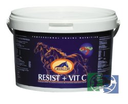 Cavalor Resist+ Vit C, 5 кг- под заказ