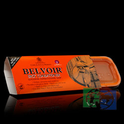 CDM: Belvoir Tack Conditioning Soap/Традиционное мыло Belvoir, 250 гр.