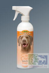 Bio-Groom Coat Polish Dog Блеск- антиколтун для собак и кошек, 473 мл