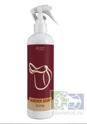 OVER Horse: Leather Soap Spray, мыло-спрей для кожаной амуниции, 400 мл