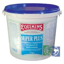 Equimins: Super Plus Competition Supplement, 15 кг